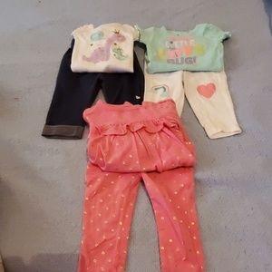 Pants sets